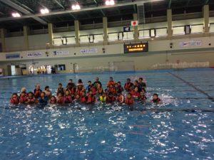 2017カヌー大運動会が開催されました。